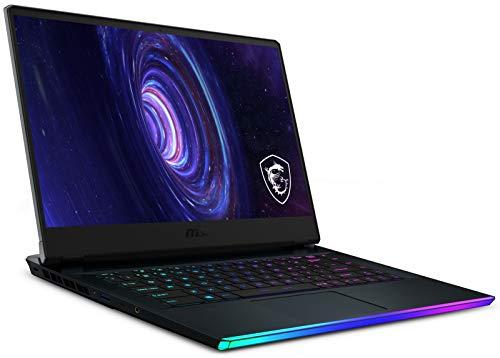 Best New Gaming Laptop 2021 - MSI GE66 Raider