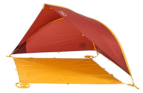 Big Agnes Whetstone Shelter – Large (Red/Yellow)