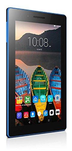 """Lenovo Tab3 7 Essential A7-10F - Tablet con Display da 7"""" IPS, Processore MediaTek MT8127, 1 GB di RAM, 16GB eMMC, Fotocamera posteriore da 2.0 Megapixel con Auto Focus, WLAN, Nero"""