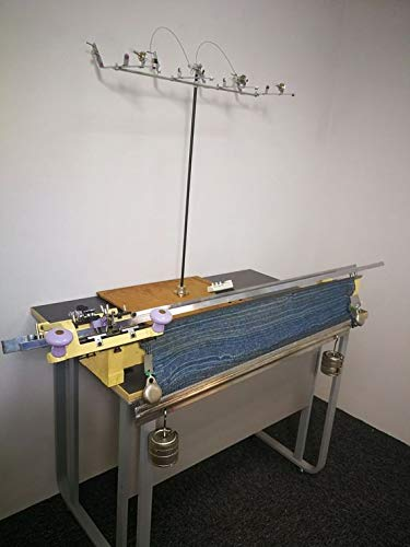 12 Stitches Intashia Fine Needle Hanging Yarn Knitting Machine NS02 by SUNNY CHOI (Image #1)