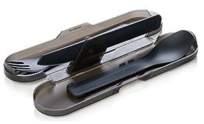 humangear Gobites Trio Travel Kit, Gray, One Size