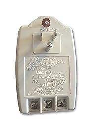 Class Ii Transformer - 12 Volt Ac, 40 Va, Ulcsa Approved : Mgt-1240
