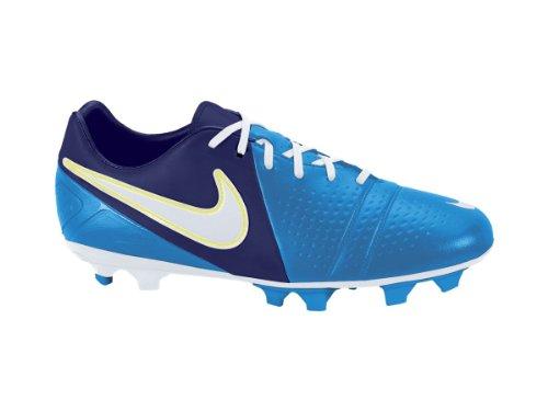 Nike Kvinna Ctr360 Libretto Iii Fg Fotboll Sko, Blå Glöd / Natt Blå / Vit, 7,5 B Oss