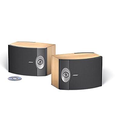 Bose 301-V Stereo Loudspeakers (Pair) - Cherry
