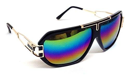 Gazelle Sunglasses Gradient Iridium Lenses