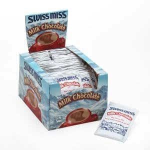 Swiss Miss Regular Hot Cocoa Mix 50 Count (Pack of 2)