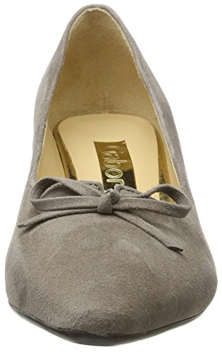 Basic 4 12 WoMen Black Courts Beige Gabor Kiesel UK 564fzxqww