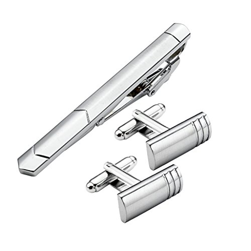 JOVIVI Stainless Exquisite Cufflinks Variety
