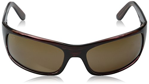 Amazon.com: Maui Jim - Peahi - Matte Black Frame - Blue Hawaii Polarized Lenses: Shoes