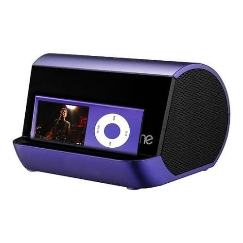iHome iHM10U Portable Speaker System by iHome