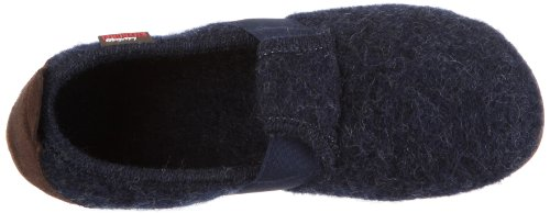 Living Slippers Nachtblau Uni 590 Blue Unisex Kitzbuhel Child frwq1fx