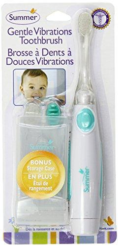 Amazon.com : Suave Vibraciones Cepillo de dientes, trullo / blanco ...