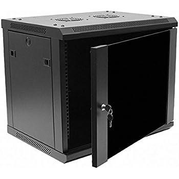 Amazon Com Safstar Wall Mount It Network Server Cabinet