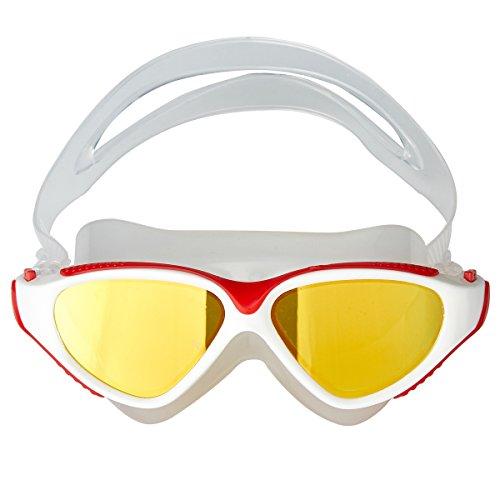 Anti Brouillard Lunettes de natation pour adultes et enfants, pas de fuite, protection UV 400