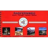 Radfernweg Euregio Egrensis Bayern-Thüringen-Sachsen-Böhmen: 1:75000