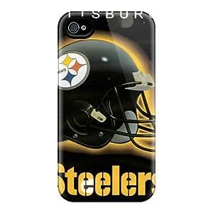 Awesome ViG19079JEFy Luoxunmobile333 Defender Hard Samsung Galaxy S5 I9600/G9006/G9008 - Pittsburgh Steelers