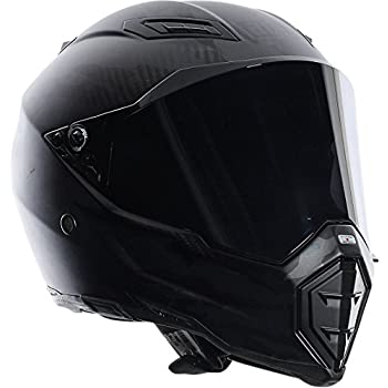 AGV unisex-adult full-face-helmet-style Naked Fury (Carbon, Large), 1 Pack
