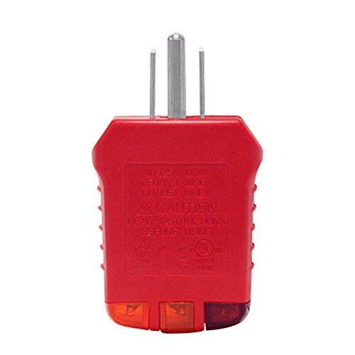 Signstek Maintenance and Test Electrical Test Kit, Including Palm Size Multimeter, Receptacle Tester and AC Voltage Detector by Signstek (Image #7)