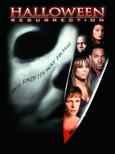Halloween: Resurrection (Halloween Movies Jamie Lee Curtis)