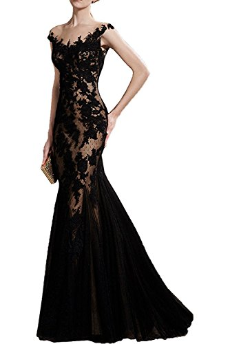 La Spitze Festlichkleider mia Abendkleider Traumhaft Brautmutterkleider Meerjungfrau Figurbetont Etuikleider Braut rnrWxH