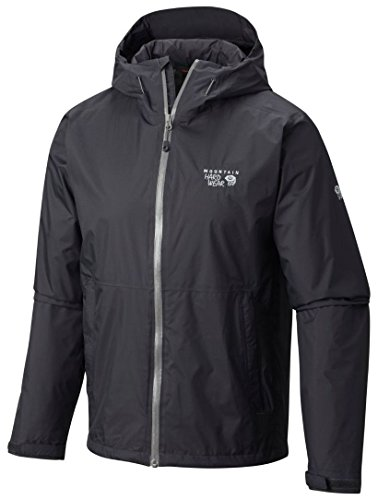 Mountain Hardwear Finder Jacket - Men's Shark Medium
