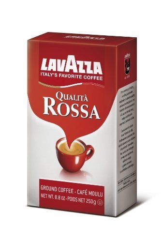 Lavazza Qualita Rossa Ground Coffee#44; 8.8 oz#44; - Pack of 20 by Lavazza by Lavazza