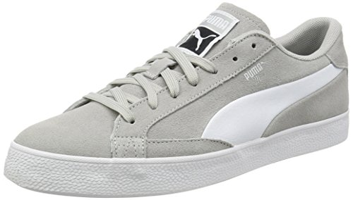Vulc puma Match Violet 2 Puma Mixte Basses 03 Gris Sneakers Adulte Gray White H5San