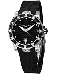 Ulysse Nardin Marine Diver Ladies Watch 8153180E3C/12