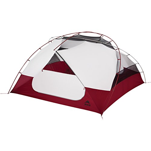 MSR Elixir 4-Person Lightweight Backpacking Tent