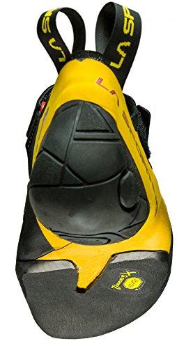 La Sportiva Jaune La Sportiva Kletterschuh Solution EdwqxX4