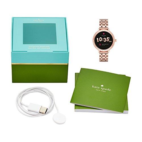 Kate Spade Ladies Scallop Touchscreen Smartwatch