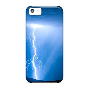 New Diy Design Electricity For Iphone 5c Cases Comfortable For Lovers And Friends For Christmas Gifts
