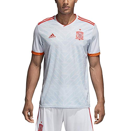 adidas Men's Soccer Spain Away Jersey (X-Small) ()