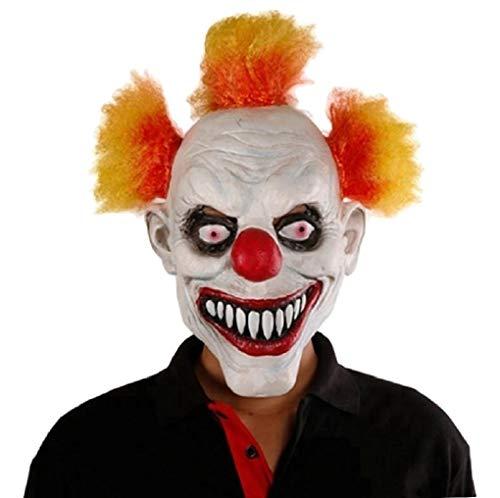 Evil Clown Mask – Evil Clown Mask with