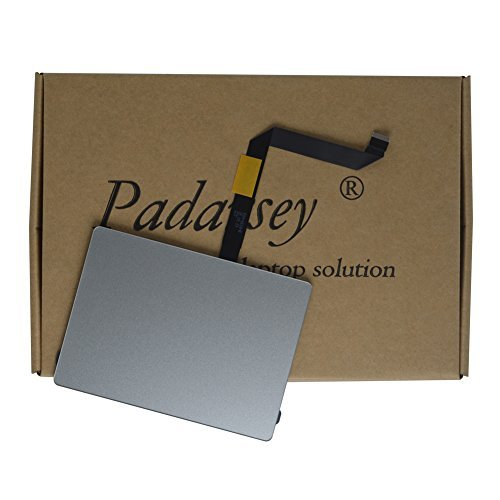 """Padarsey (923-0438) Trackpad with flex cable For Apple MacBook Air 13"""" A1466 (Mid 2013, Early 2014, Early 2015) by Padarsey (Image #3)"""