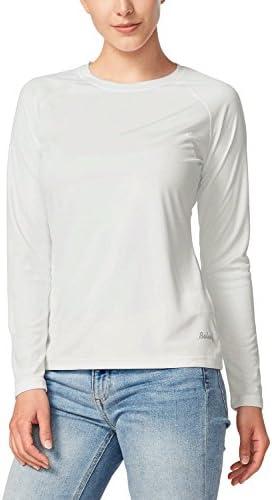 スポーツ シャツ レディース 長袖 UPF 50+ UVカット99% 吸汗速乾 蒸れない アウトドア フィットネス 登山 マラソン ジム トップス アンダーウェア 紫外線 日焼け防止Tシャツ ロングスリーブ トレーニング