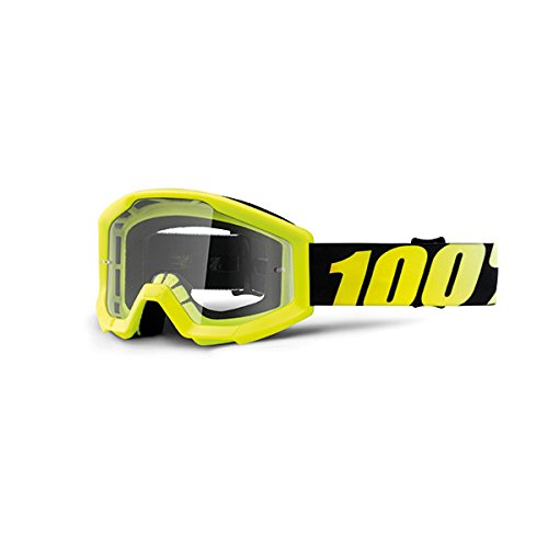 100% - Masque 100% Strata Youth Neon Yellow Ecran Clair Jaune