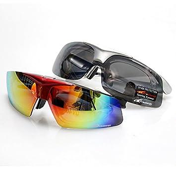 Taiwan Marca ProEnergy Ciclismo Gafas marco TR90 polarizadas Mountain Bike Deportes Gafas Gafas de sol para