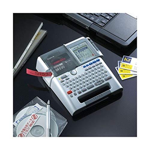 テプラPRO SR530 1台 型番:SR530 生活用品 インテリア 雑貨 文具 オフィス用品 ラベルシール プリンタ 14067381 [並行輸入品] B07S41KYQC