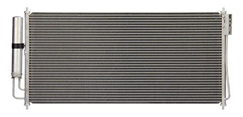 Sunbelt A/C AC Condenser For Nissan Altima Maxima 3057 Drop in Fitment