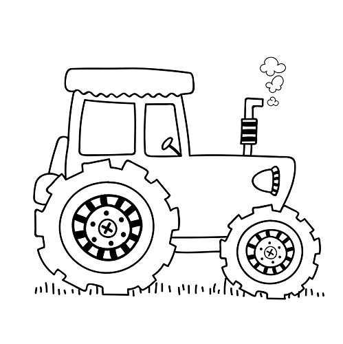 Livre De Coloriage Voitures Tracteur Excavatrice Camion De Pompier Des 2 Ans Coloriages De Vehicules Pour Garcons Amazon Fr Coloriages Adorables Livres