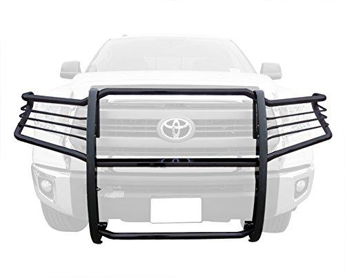 Bumper Guard Hardware (MaxMate Custom Fits 2007-2017 Toyota Tundra, 2008-2016 Toyota Sequoia Black Grille Bumper Brush Guard Bull Bar (with Mounting Bracket Hardware Kit))