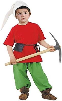 DISBACANAL Disfraz Enanito niño - -, 2 años: Amazon.es: Juguetes y ...