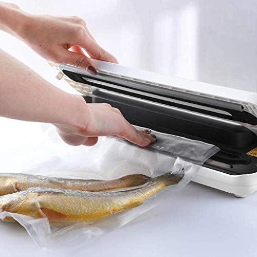 Ménage automatique à vide Scellant Machine, sèche et humide Modes alimentaires Scellant for l'alimentation et de stockage Gardez frais JIAJIAFUDR