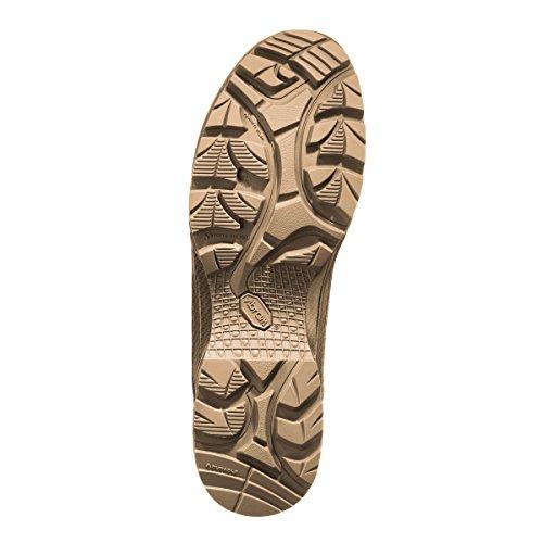 Haix - Calzado de protección de Piel para hombre marrón - marrón