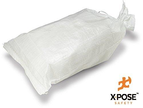 "18"" X 30"" Woven Polypropylene Sand Bags With Ties & UV Pr..."