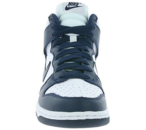 official photos 8aa17 cd4b3 ... Nike Wmns Dunk Retro Qs, Zapatillas de Deporte Para Mujer Blanco (White    Midnight ...