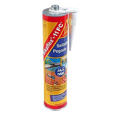 Sikaflex 11 FC+ uniweiß 1K Polyurethan Dichtstoff 300ml Kartusche Sika AG