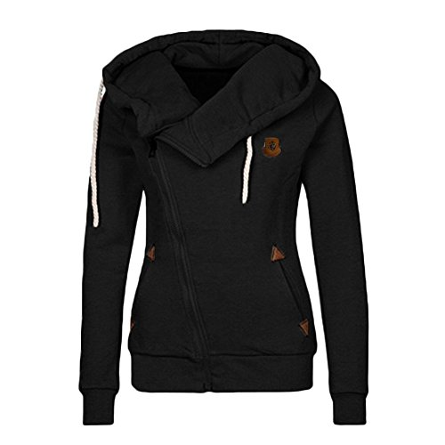Begonia K Womens Oblique Hoodies Sweatshirt