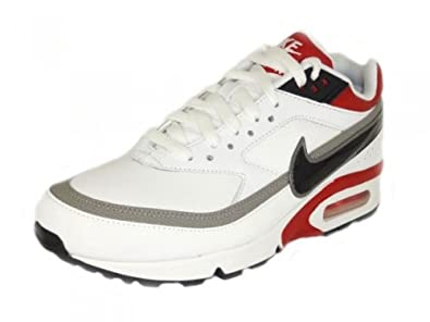 acheter populaire 26eb6 26cd6 Nike - air Max Classic BW Blanche/Rouge - 2002005452592-G ...